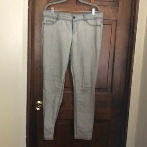 Maurices brand faded Jeggings